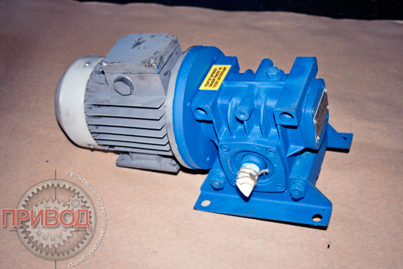 Электропривод для арматуры диаметром 200 мм, 220В